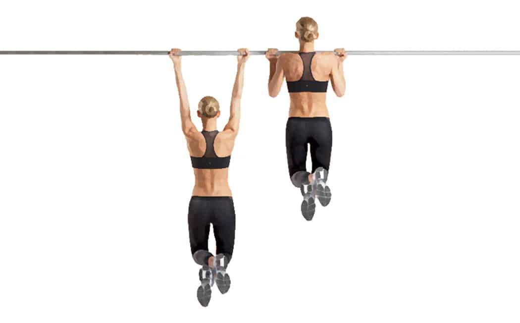 Calistenia, lo último en entrenamientos fitness.