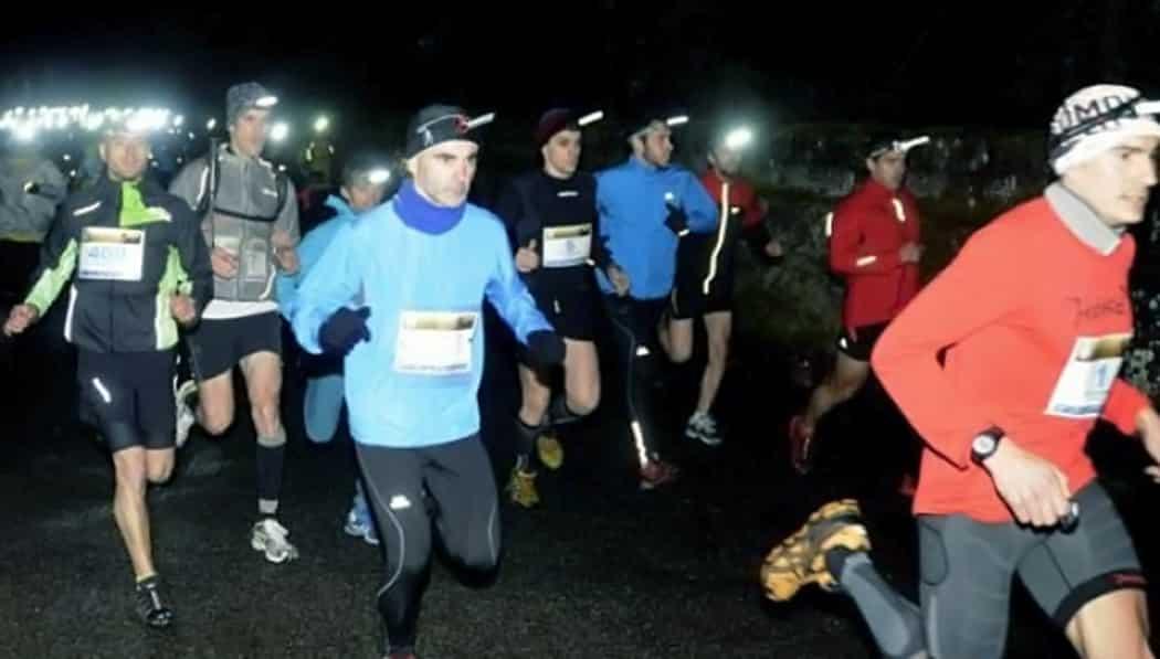 Ocio Altafit, running nocturno