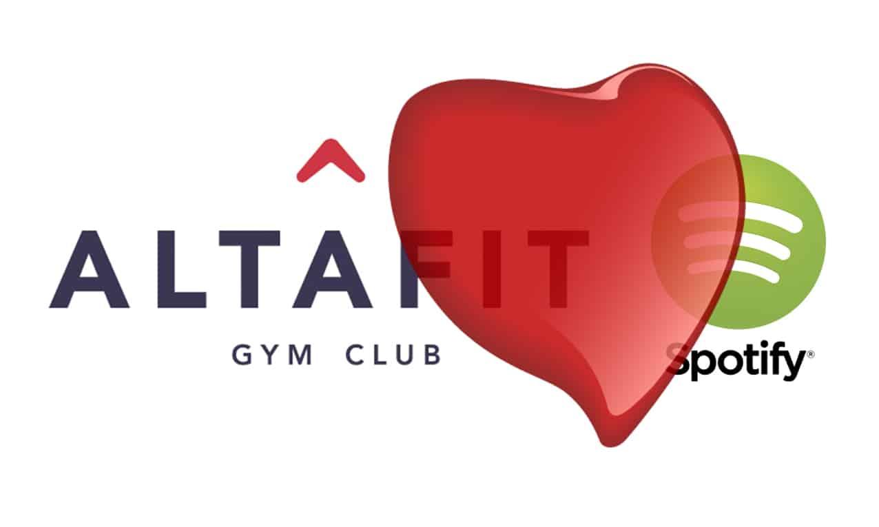 Play List Altafit Love