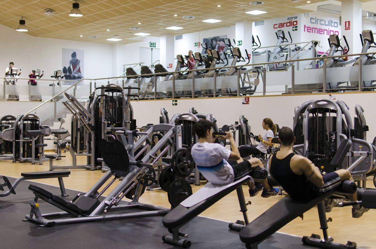 Márcate los objetivos cuando te apuntes al Gym