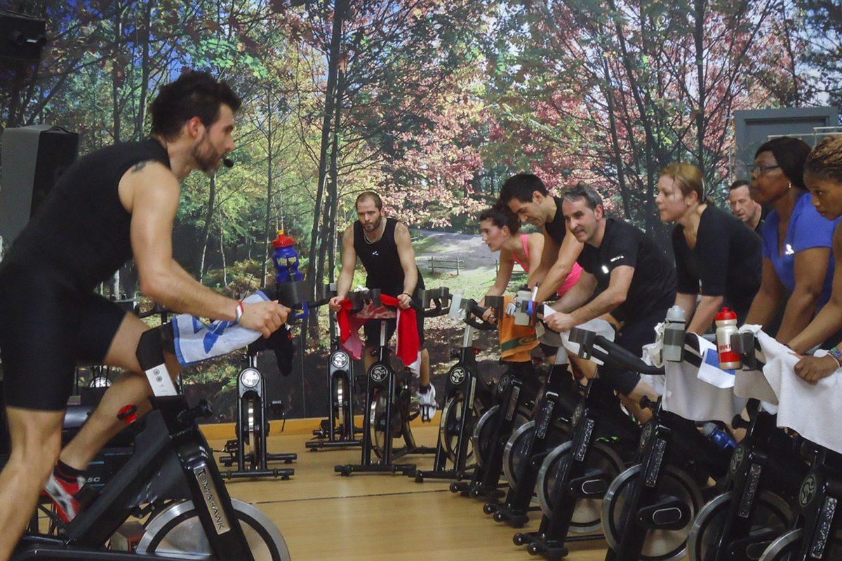 Salud, entrenamiento y ciclo indoor