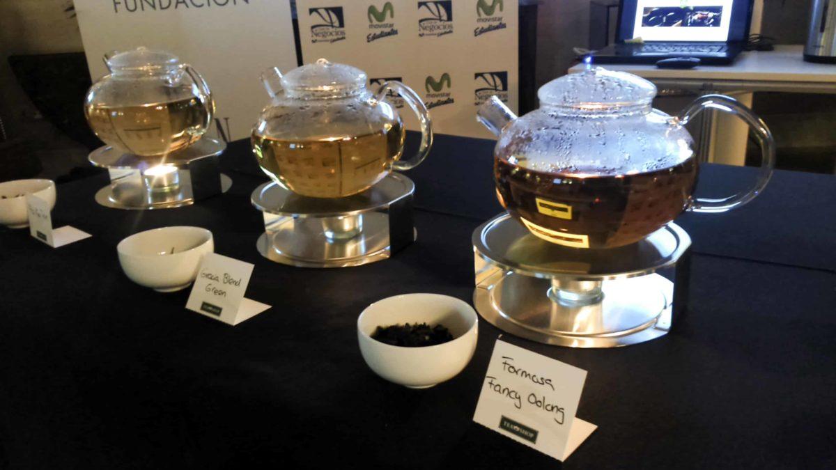 Viaje al mundo del té. ¿Te apuntas?