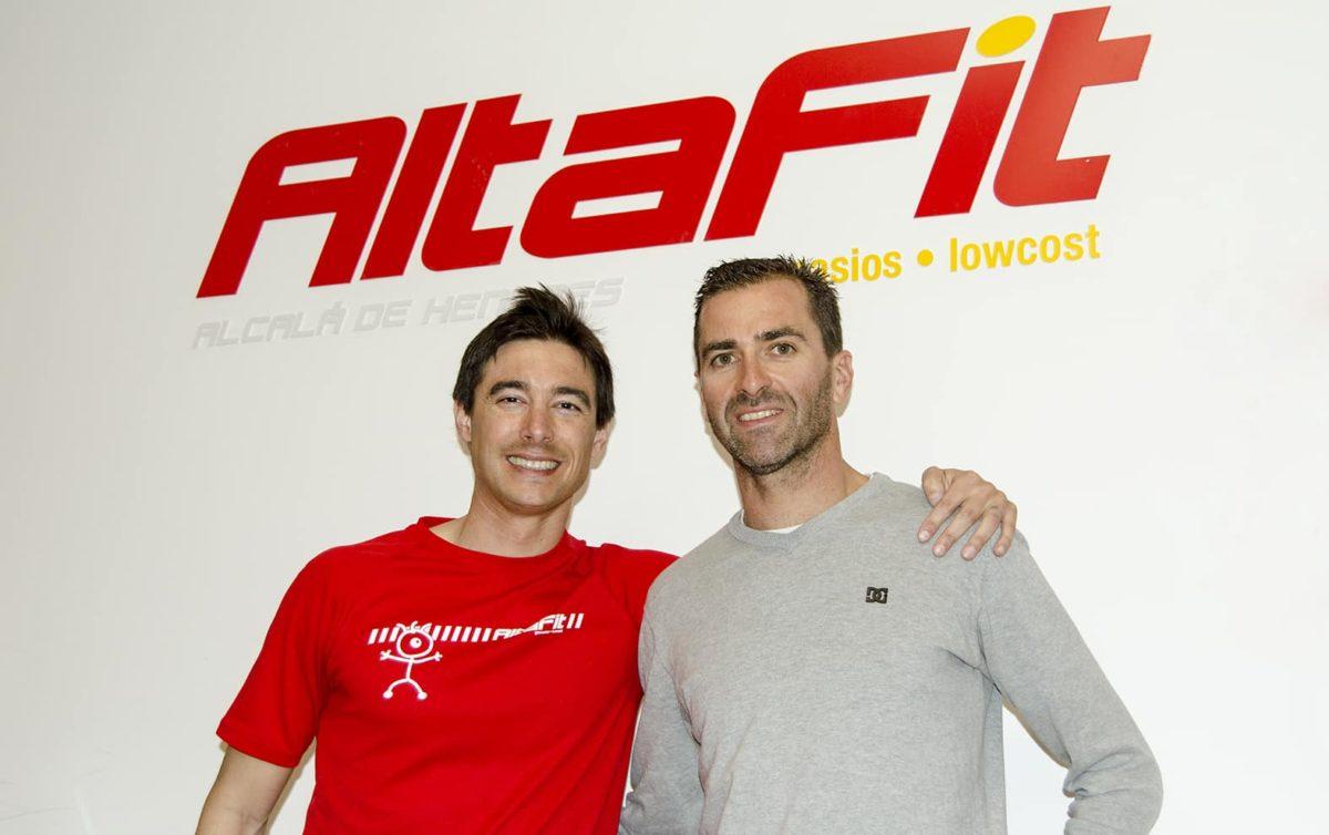 Dani Molina con el #DasafíoAltaFit Ultraman