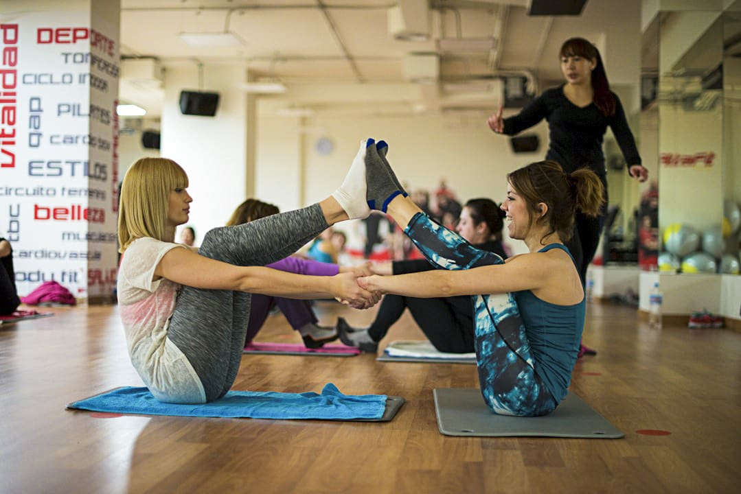 ¿Por qué no incluir Pilates en tu rutina de ejercicio?