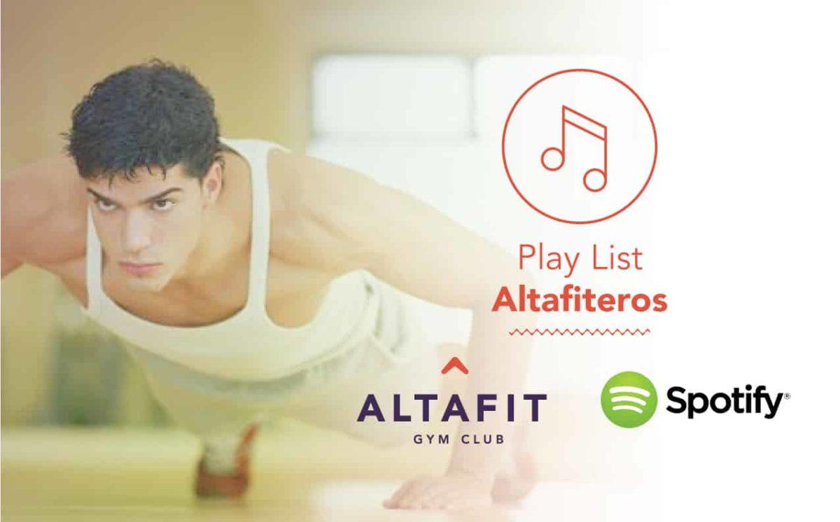 PlayList Altafiteros, éxitos del momento en inglés.