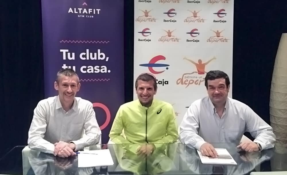 AltaFit colabora con el Deporte Olímpico a través de Patrocina1Deportista