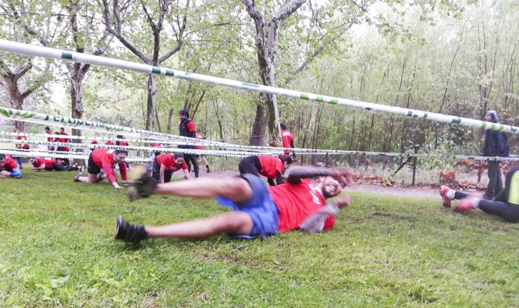 El #AltafitTeamPro listo para la Madrid Fitness Challenge
