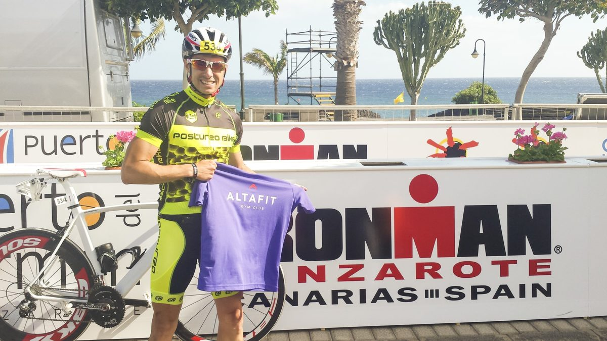 Tras el Ironman de Lanzarote continúa el camino hacia el Ultraman de Canadá.
