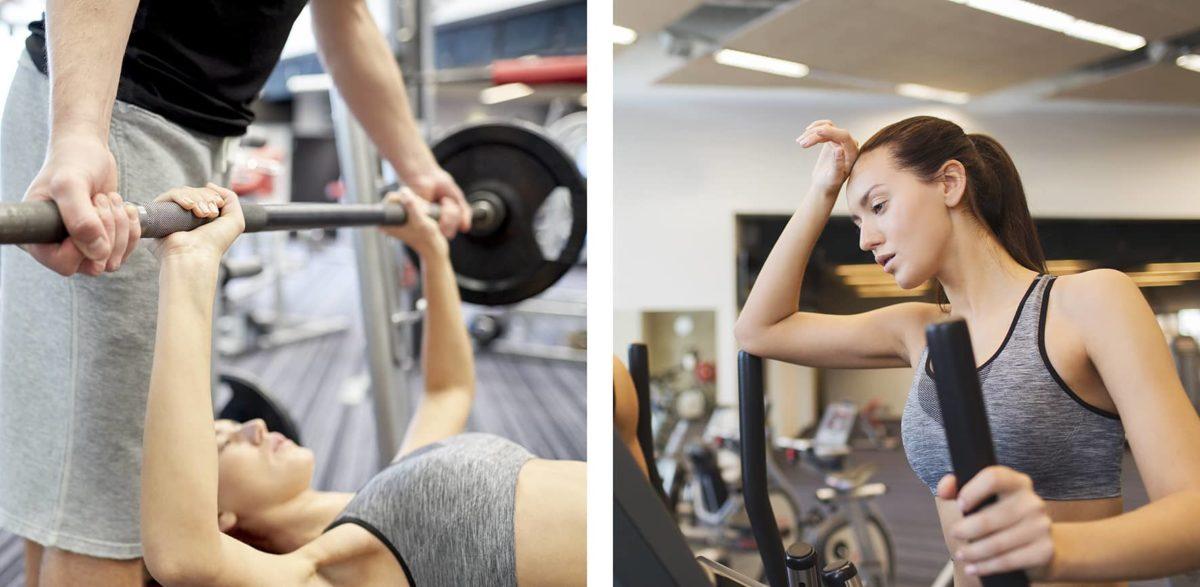 ¿Cardio o musculación? Qué elegir según tus objetivos.
