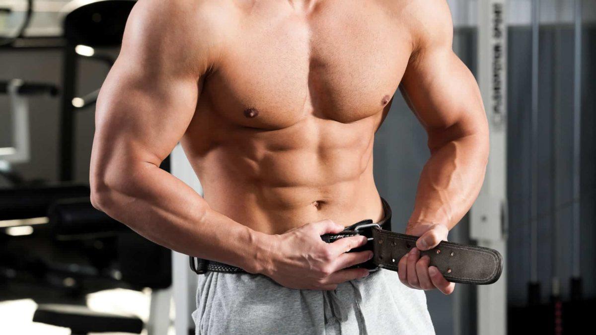 ¿Es necesario el cinturón protector en ejercicios de fuerza?