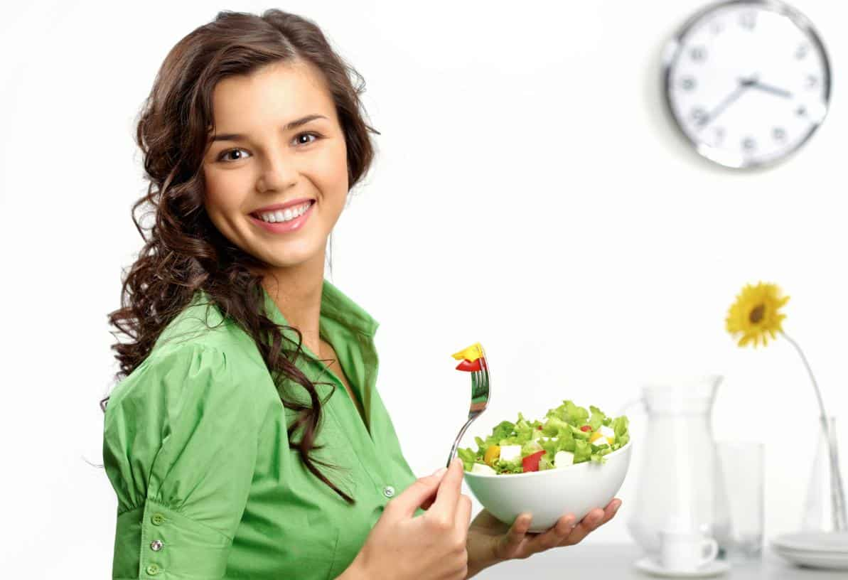 Objetivos en el periodo de definición. Consejos nutricionales.