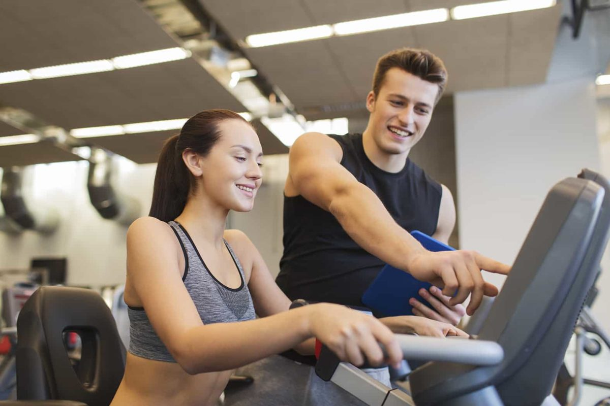 Primer día en la sala del gimnasio… ¿y ahora qué hago?