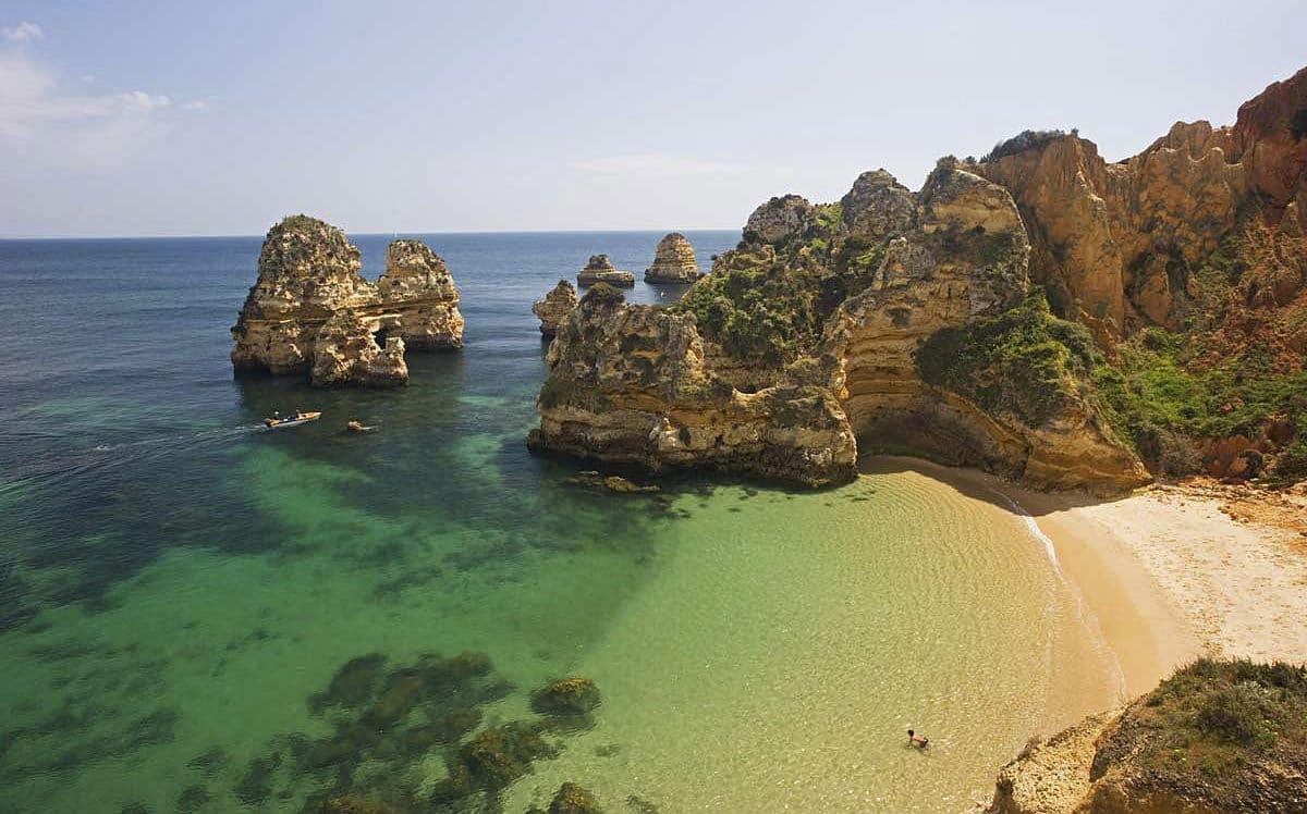 Las 10 playas de Portugal que más nos gustan.