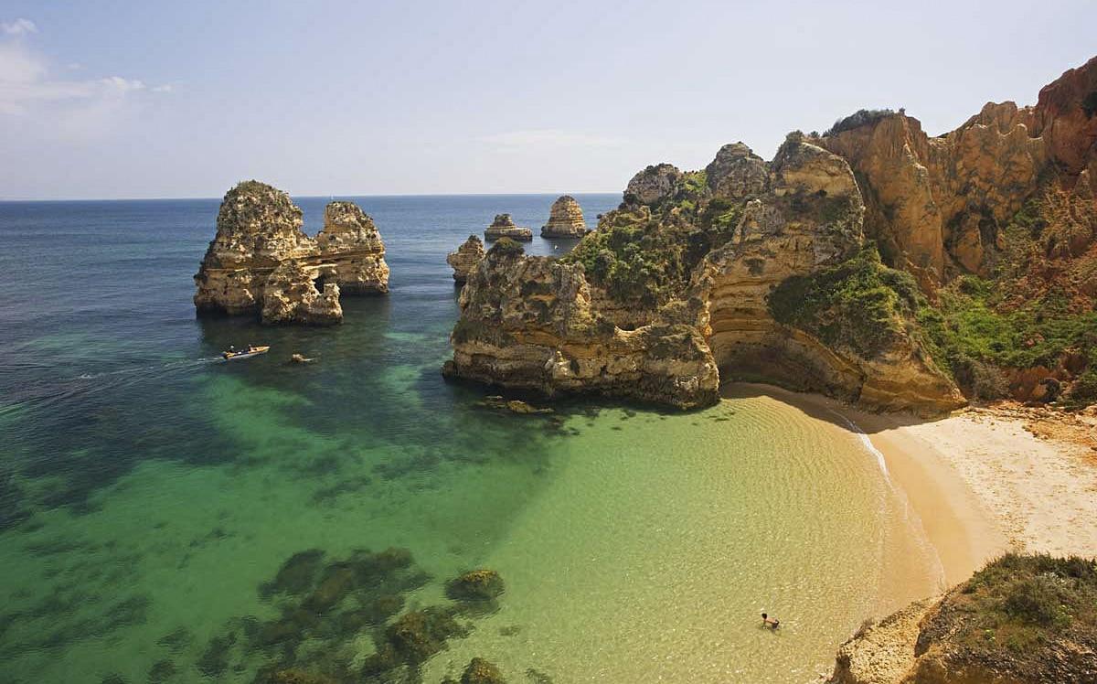 Las 10 playas de portugal que m s nos gustan altafit for Hoteles de diseno en portugal