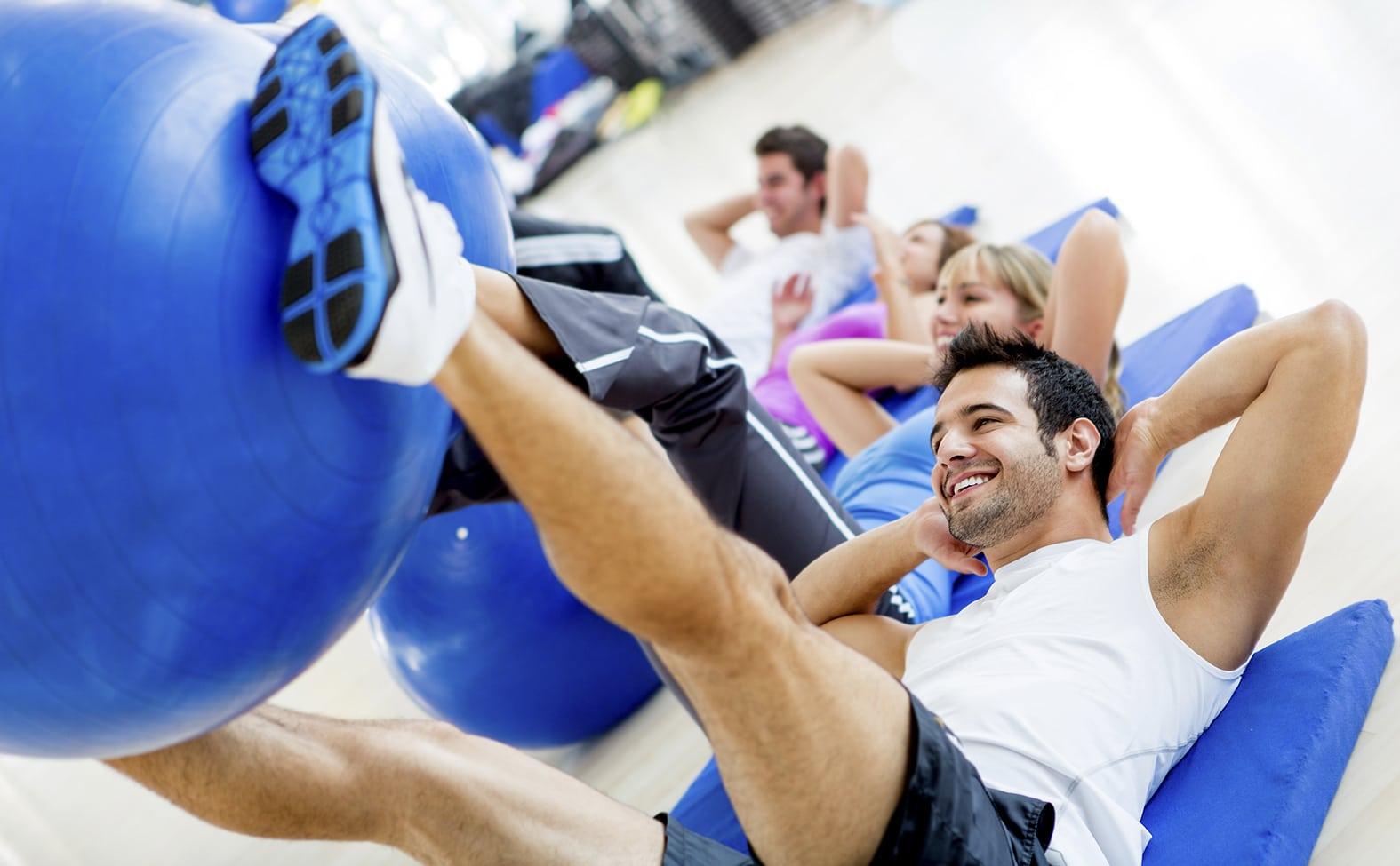 El entrenamiento funcional en tu altafit gym club for Entrenamiento gimnasio