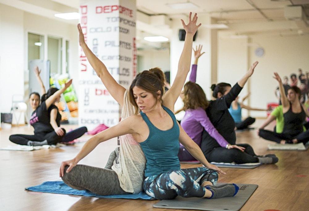 Como respirar en las clases de Pilates y sus beneficios