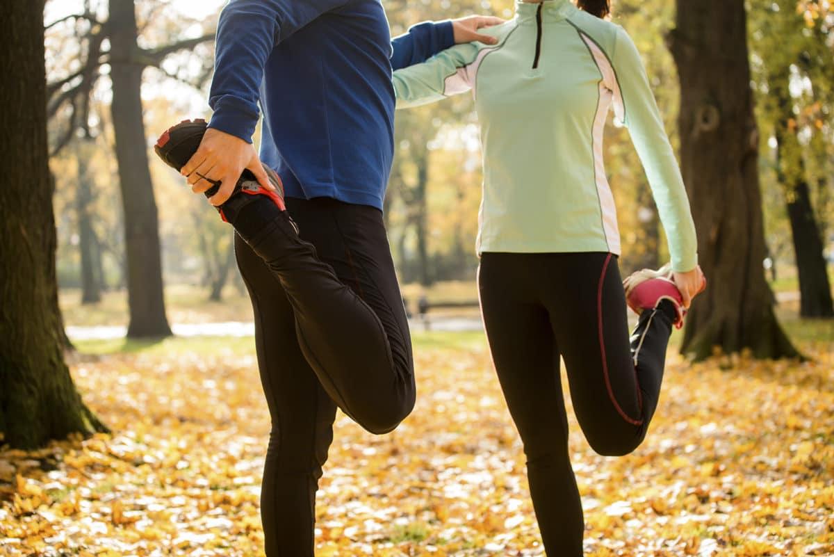 ¿Calientas antes de correr? Calentamiento para runners.