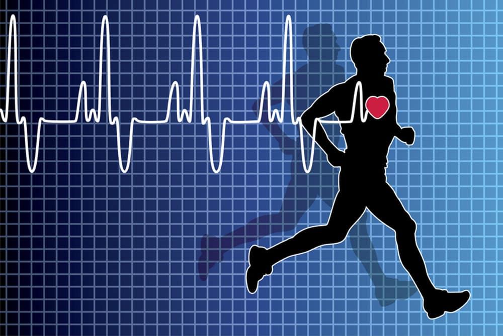 El ritmo en el running.