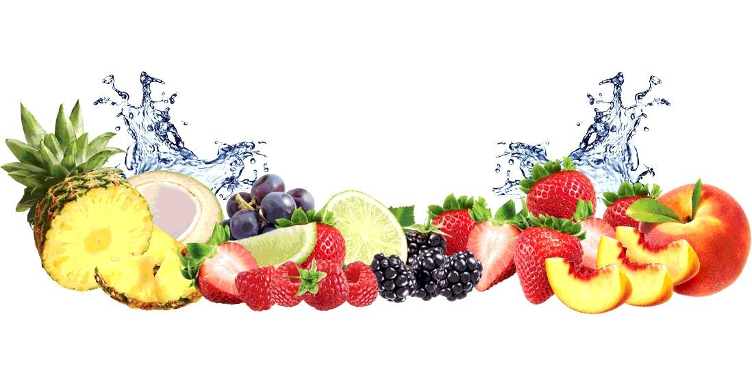 Ponle fruta, recetas ligeras, sanas y sabrosas.