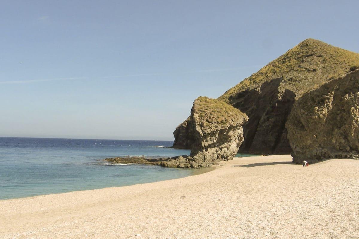 Ocho playas paradisíacas de la costa española.