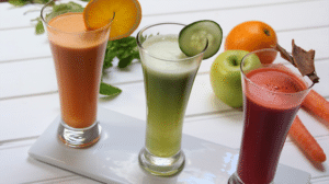 zumos variados