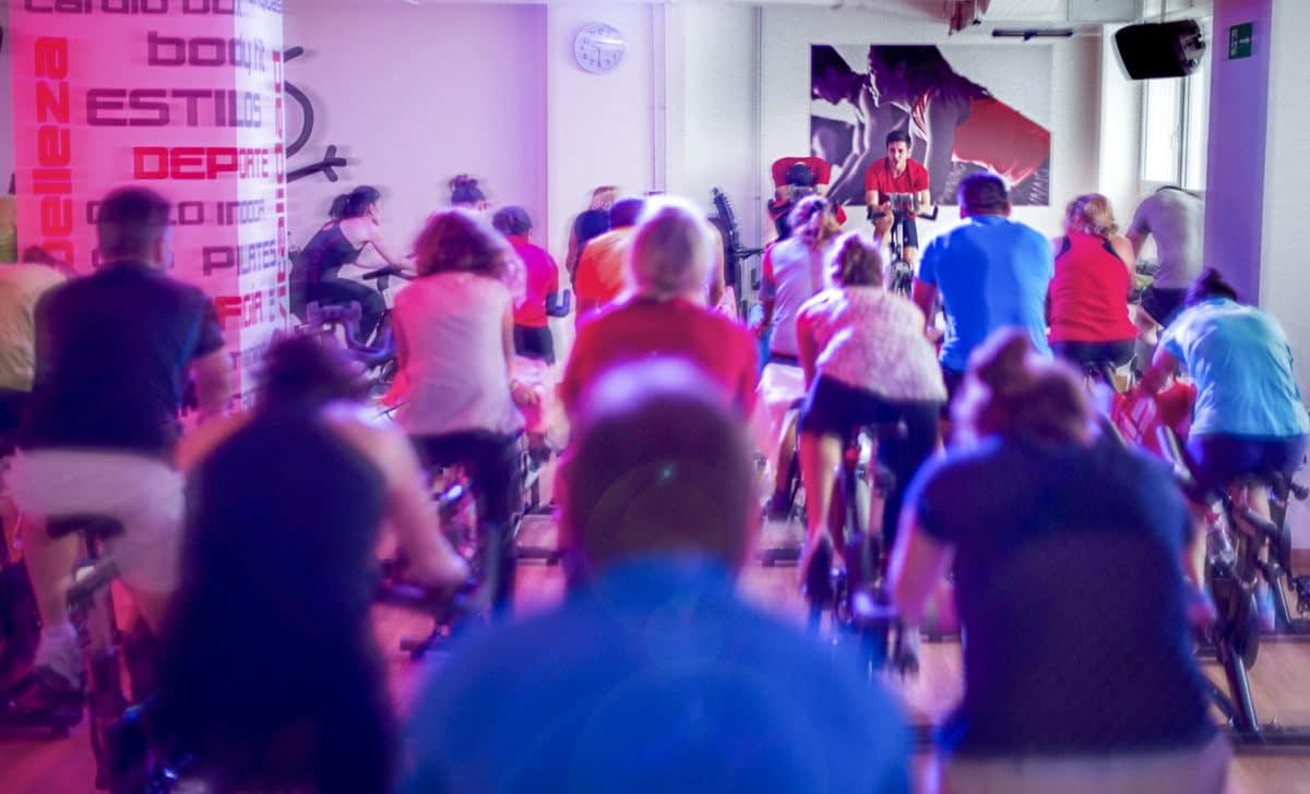 Actividades Altafit: Ciclo Indoor.