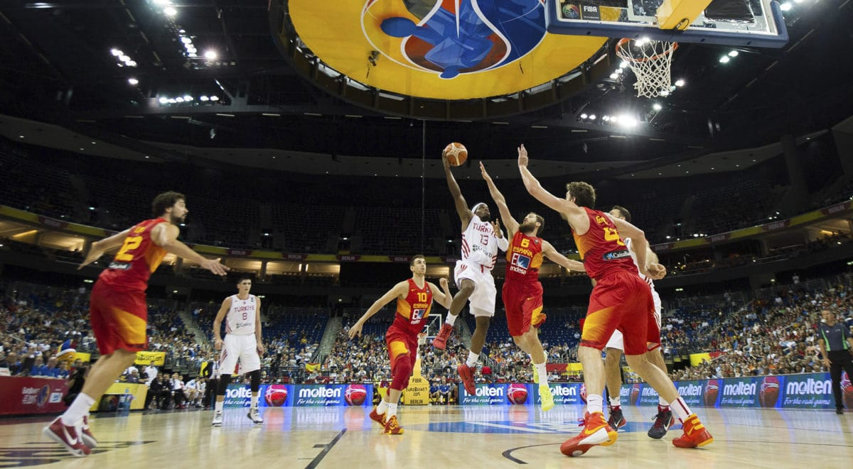 ¿Quieres animar a la Selección Española en el Eurobasket 2015?