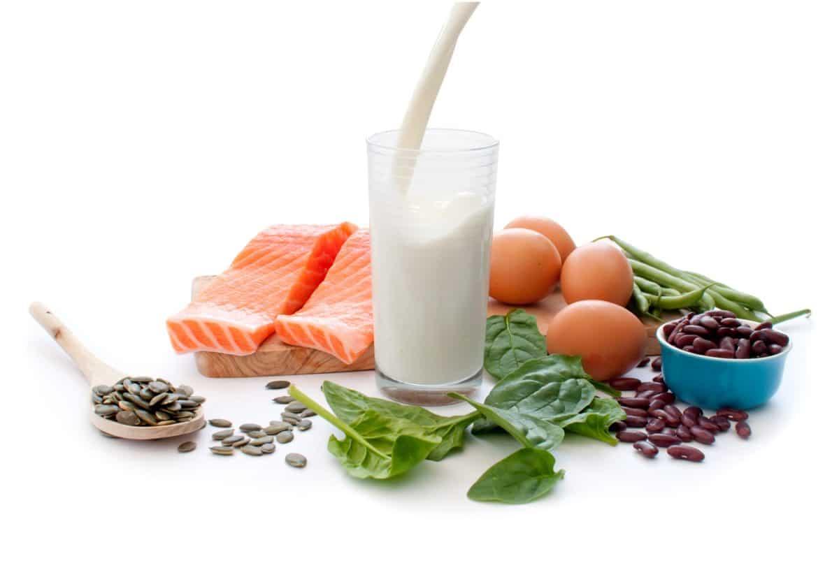Proteína vegetal frente a proteína animal