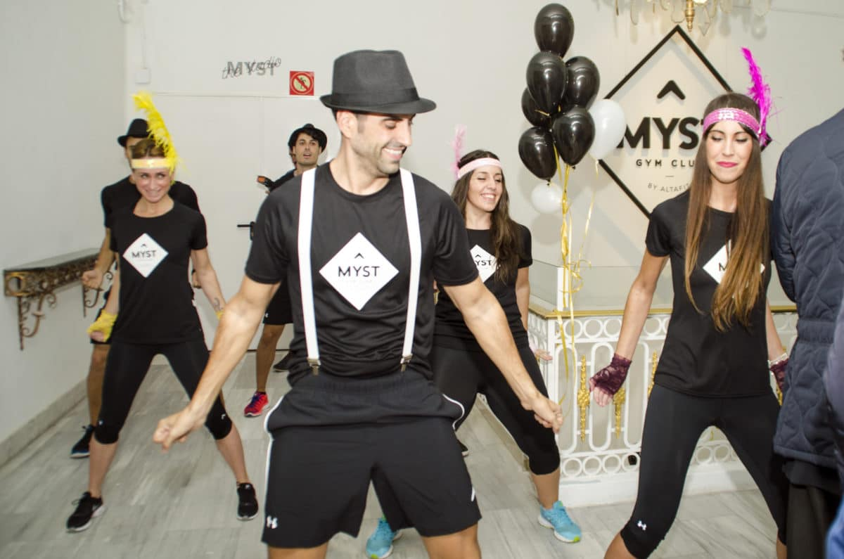 Myst Gym Club, gimnasio premium de Altafit, llega a Madrid.