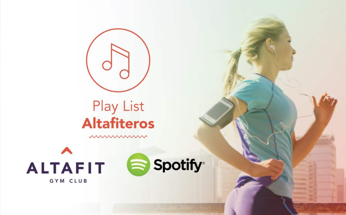 Play list últimos éxitos primavera para entrenar más… y mejor