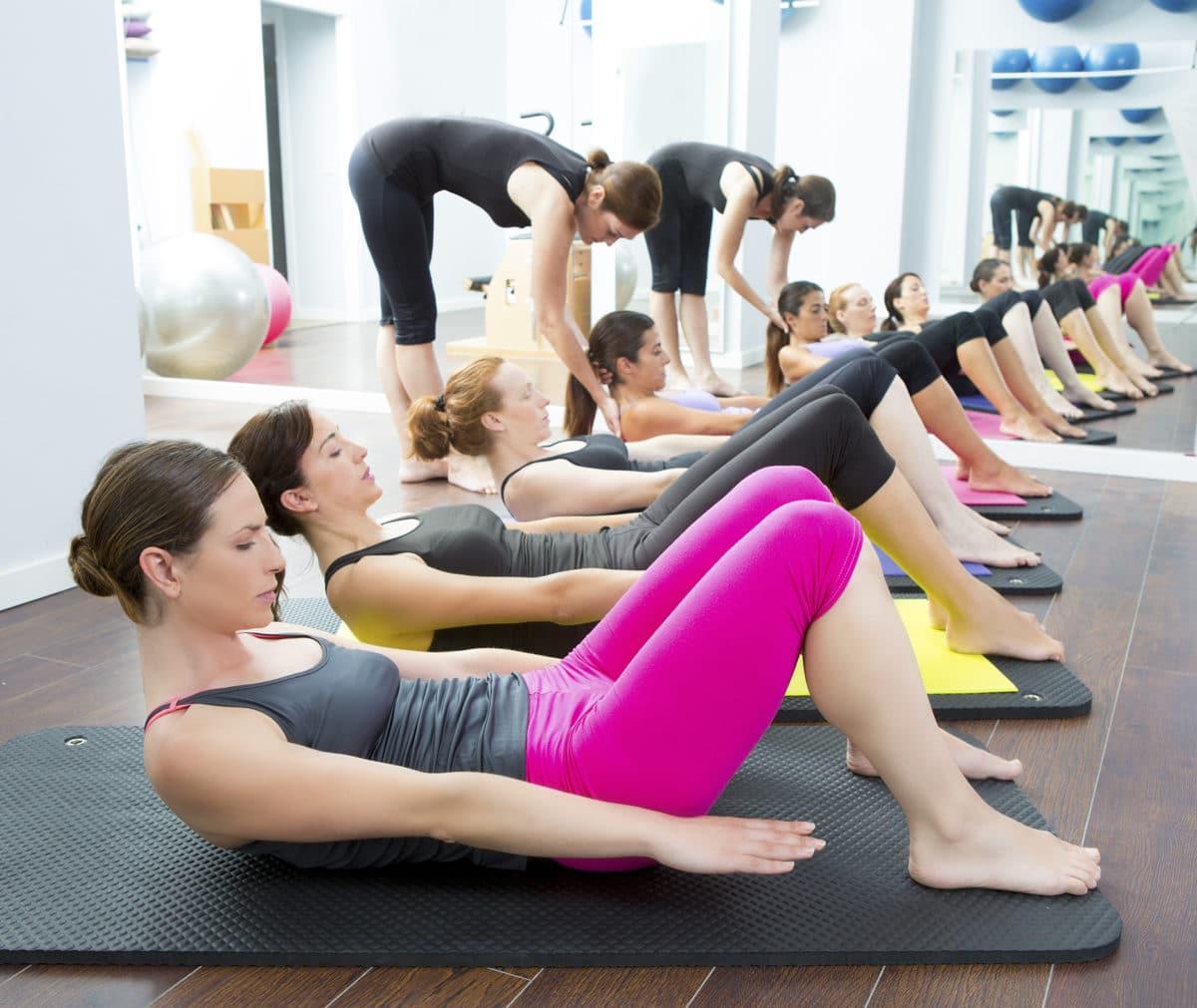 Mejora la salud de tu espalda con Pilates.