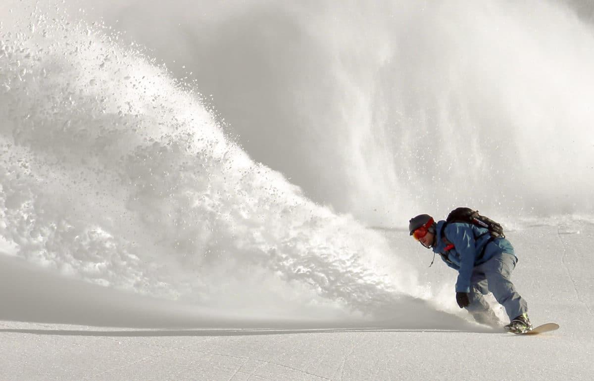 Ponte en forma para no lesionarte con el esquí.