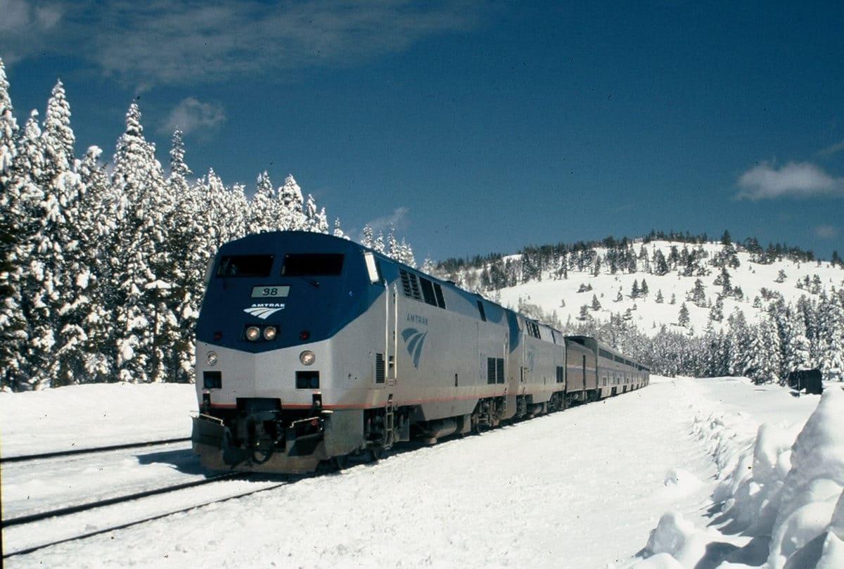 ¿Es posible cruzar Estados Unidos en tren por 200€?