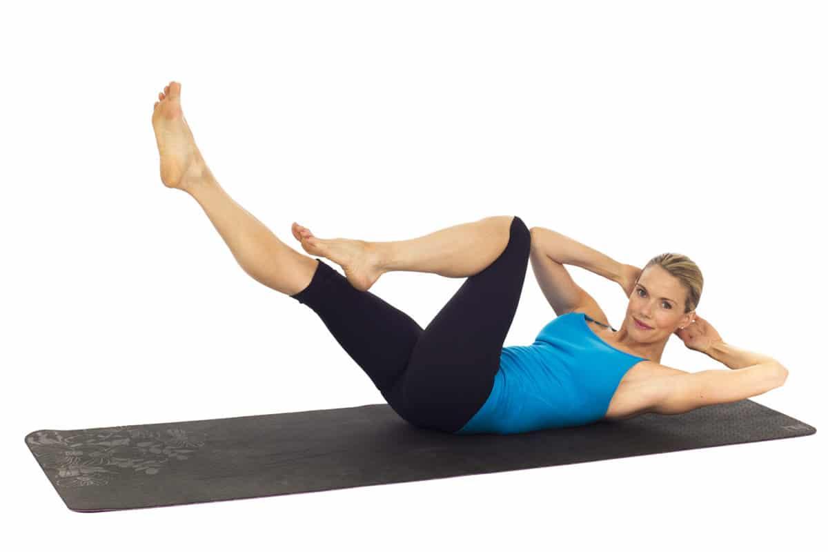 Ejercicios de Pilates para el dolor de espalda.