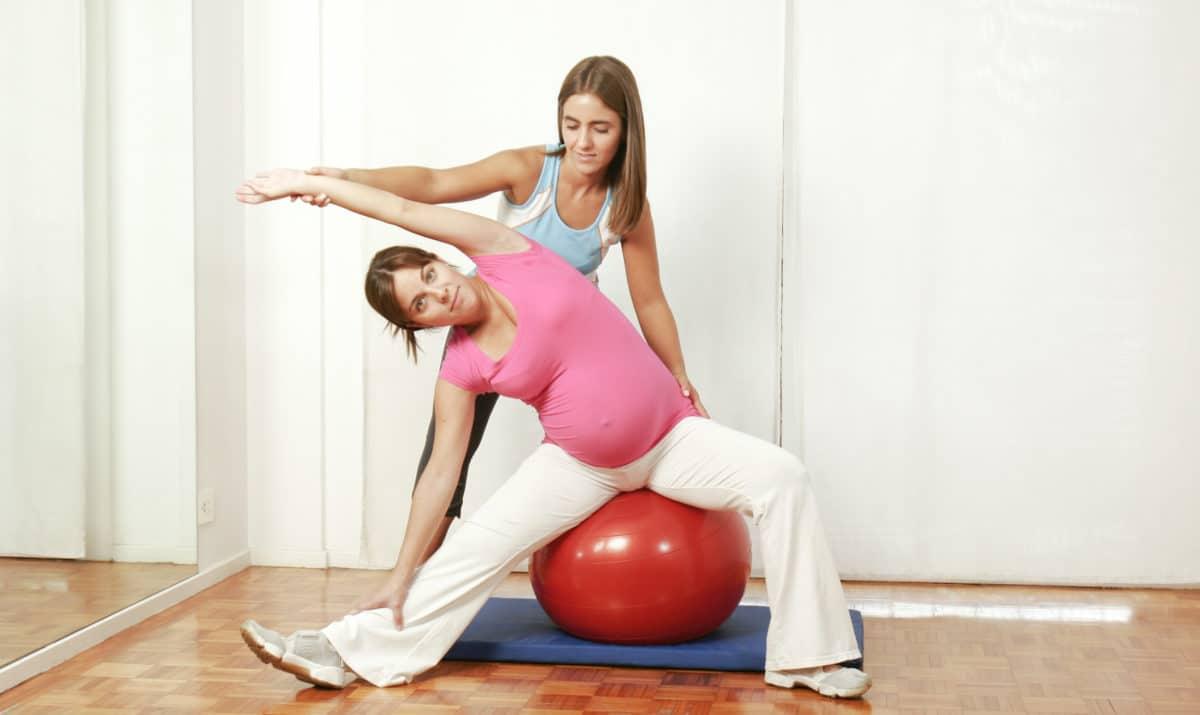 Beneficios de la actividad física en el primer trimestre de embarazo.
