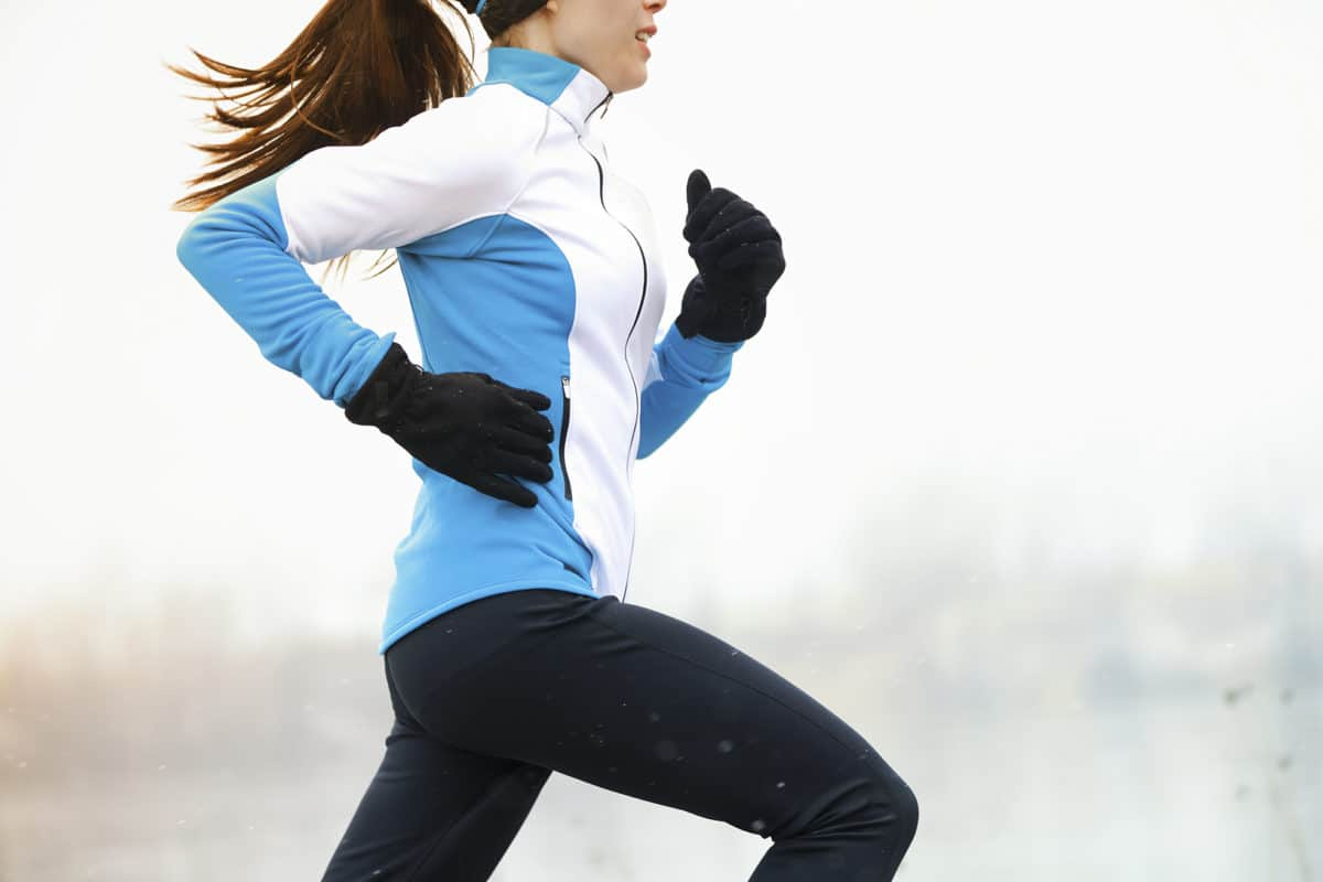 Entrenar con frío, riesgos y cómo aclimatarse.