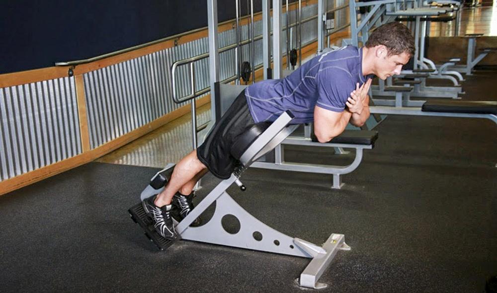 Ejercita tus lumbares para evitar el dolor de espalda.