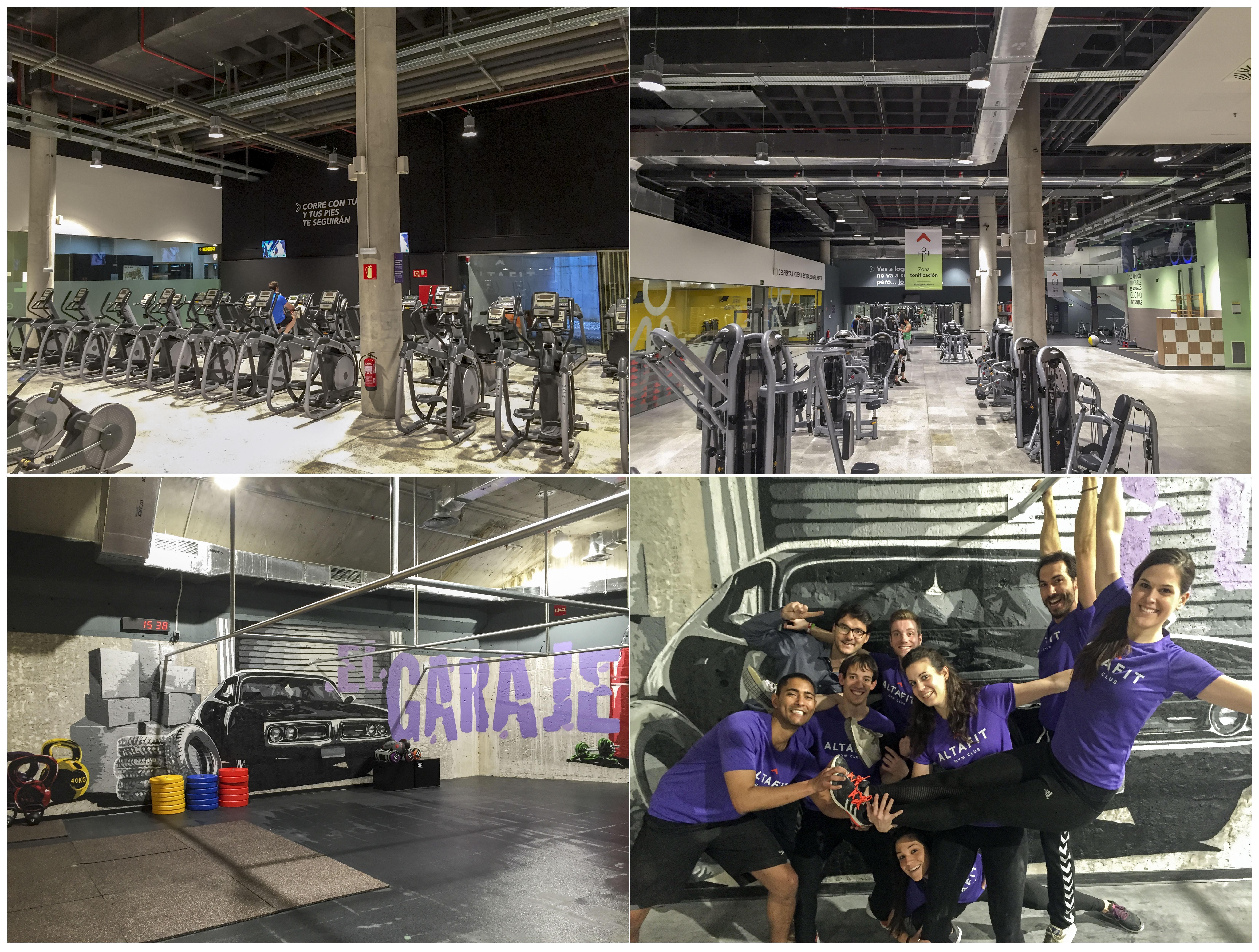 Altafit pamplona conozcamos un poco mejor la nueva ciudad for Gym mas cercano