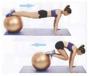 abdominal fitball 2