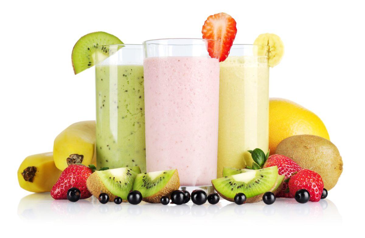 Batidos y smoothies para cuidar tu salud sin perder la línea.