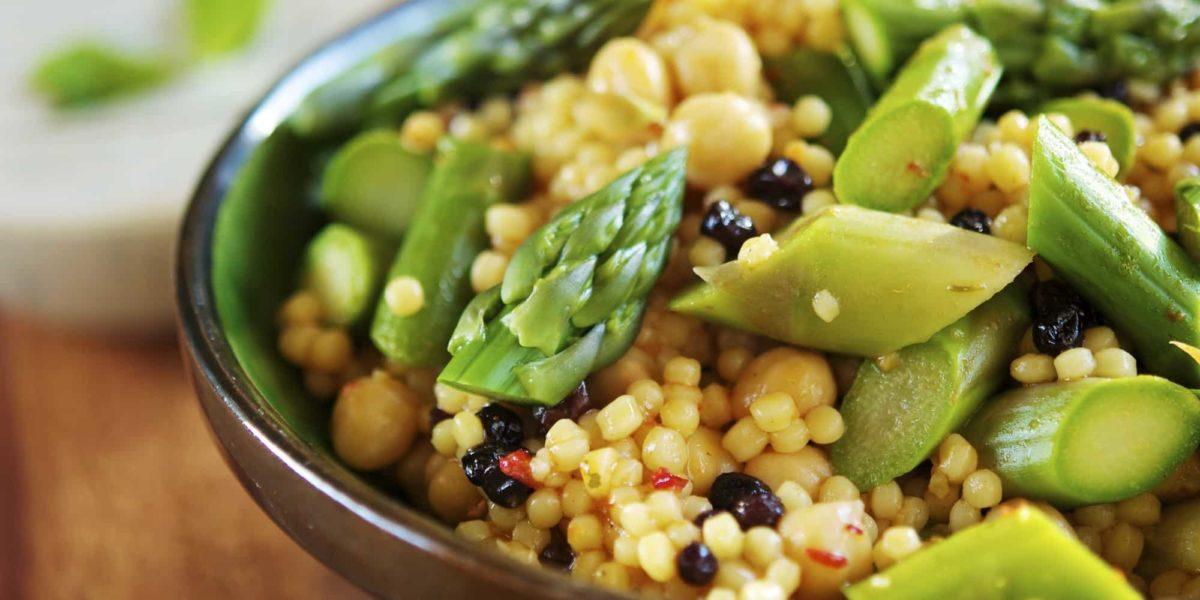 Dieta vegetariana, ¿buena para deportistas?