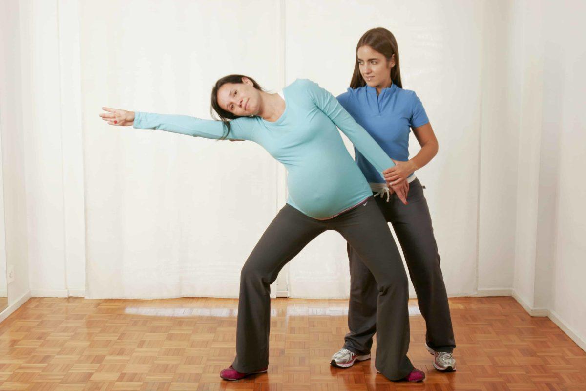 Un embarazo activo te ayudará a acompañar el crecimiento de tu bebé.