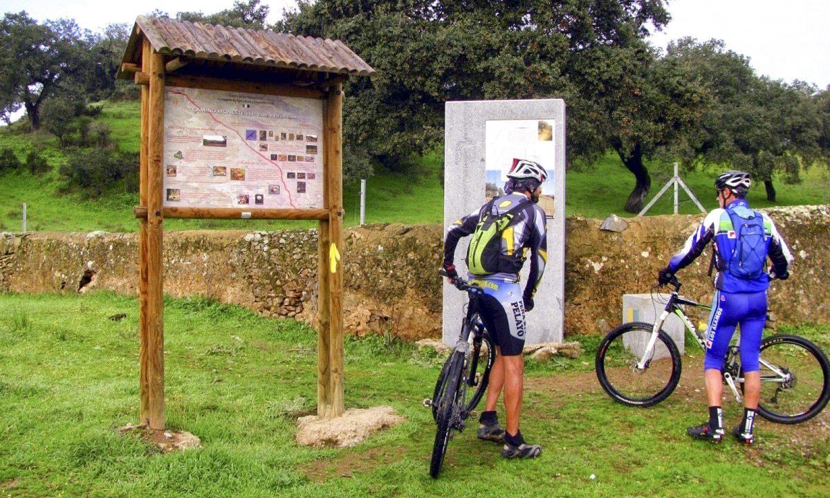 3 Grandes rutas de cicloturismo por España.