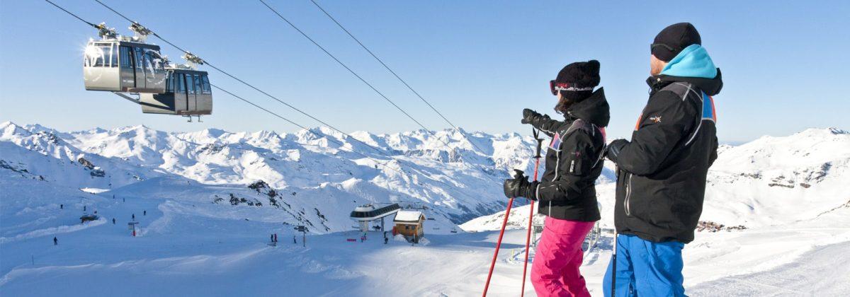 3 nuevos destinos de esquí en Europa.