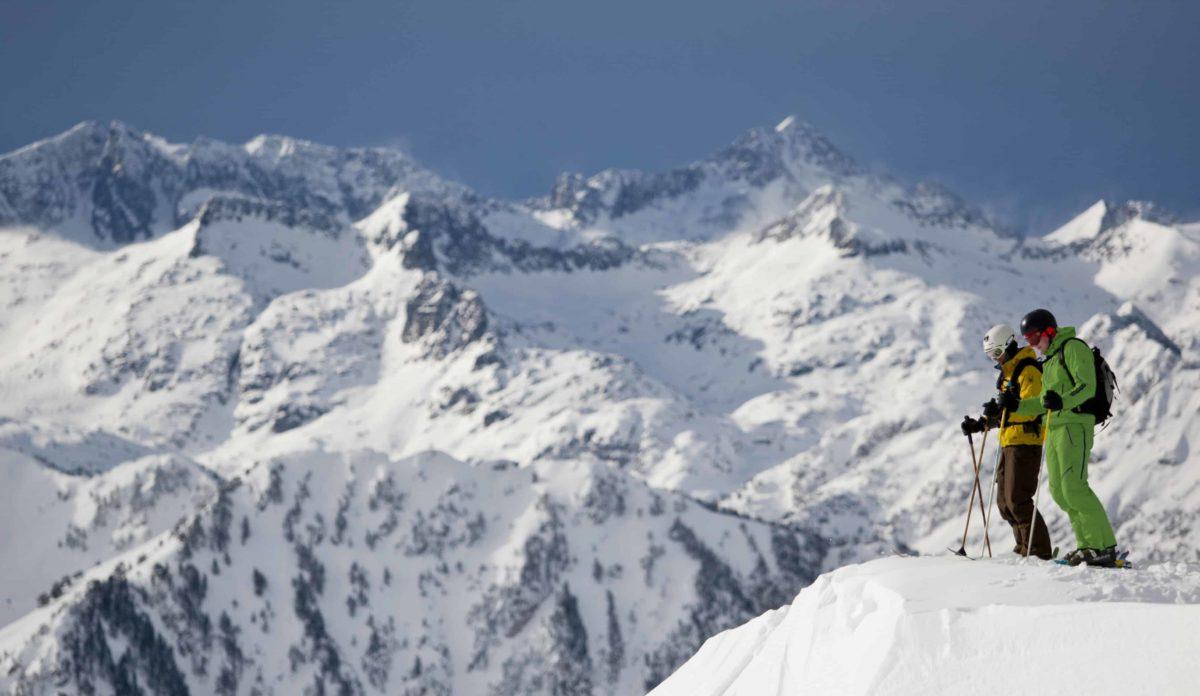 Los 3 mejores destinos de esquí en España.