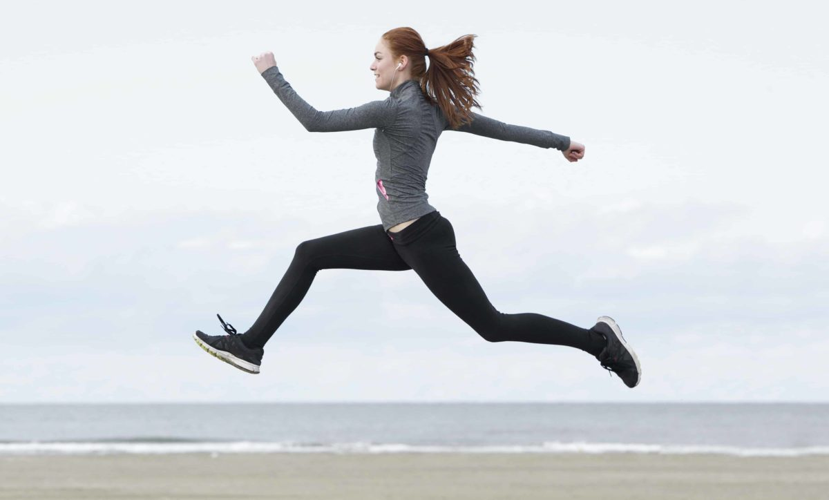 Prepárate para correr 10km con este entrenamiento de 4 semanas.