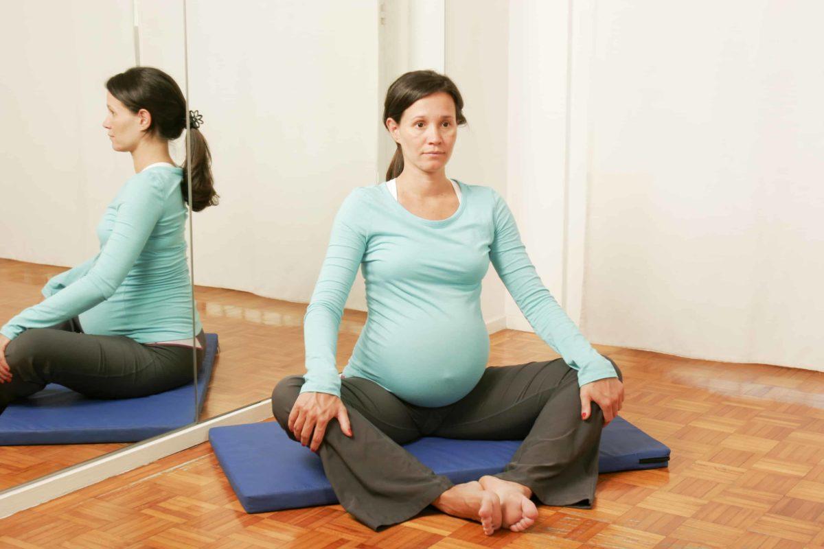 Gym en el embarazo: 5 ejercicios para estar activa y saludable
