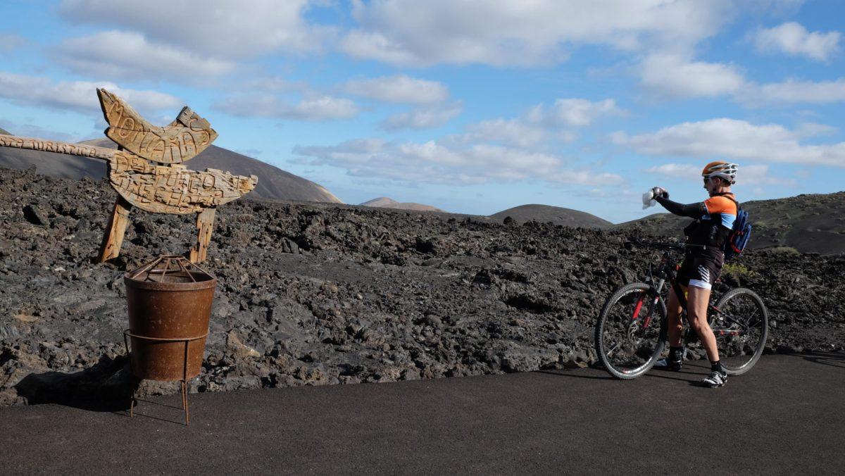 Lanzarote, destino ideal de turismo activo.
