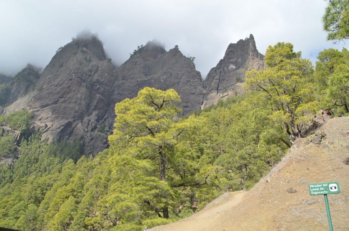La Palma, paraíso para los amantes del senderismo.