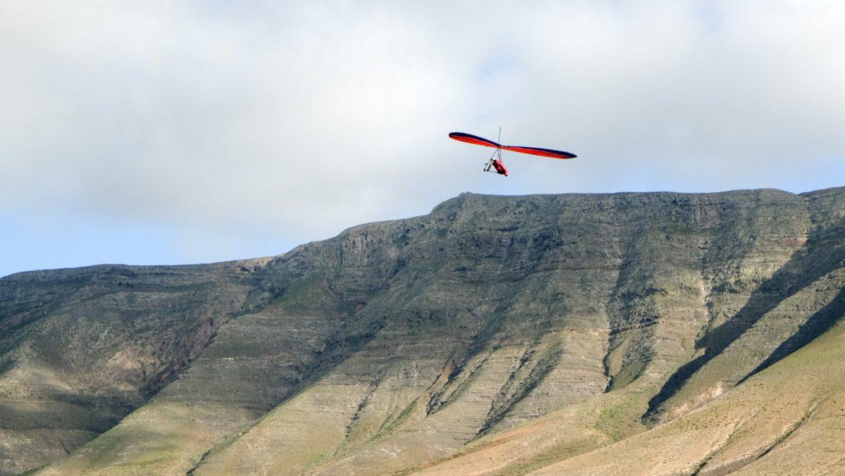 Deportes de aventura… aérea. Parapente y Ala Delta.